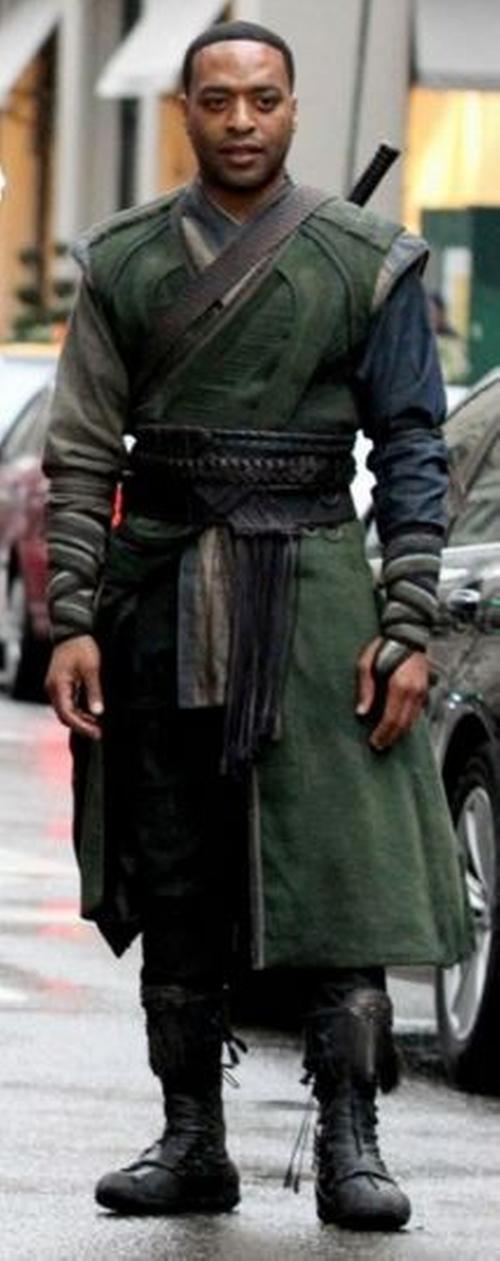 Custom Made Sorcerer Costume (Baron Mordo) by Alexandra Byrne (Costume Designer) in Doctor Strange
