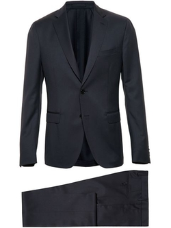 Classic Two-Piece Suit by Browns in New Girl