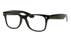 Buddy Nerd Wayfarer Glasses by Vintage in The Big Bang Theory