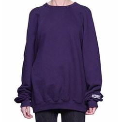 Unskinny Oversize Crewneck Sweatshirt by Vetements in Empire