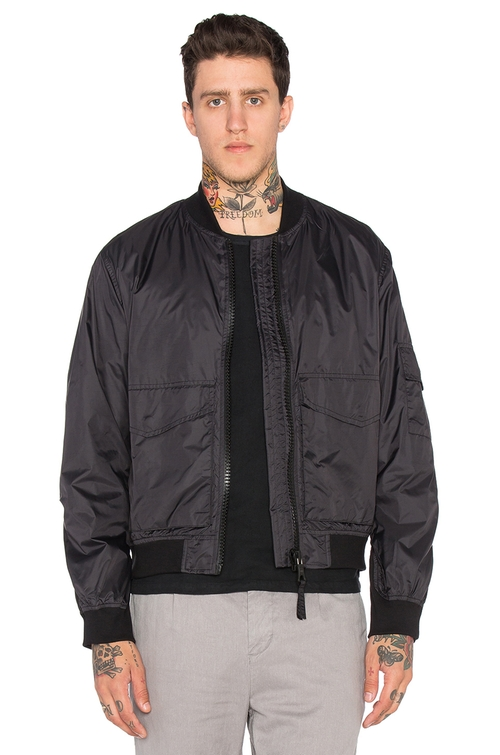 Patchpocket Bomber by Our Legacy in Straight Outta Compton