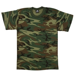 Camo T-Shirt by Vero Moda in Pitch Perfect 2