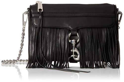 Fringe Mini Mac Cross-Body Bag by Rebecca Minkoff in Pretty Little Liars