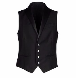 Suit Vest by Tonello in The Blacklist