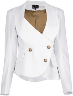 Anglomania 'Tempest' Blazer by Vivienne Westwood in Confessions of a Shopaholic