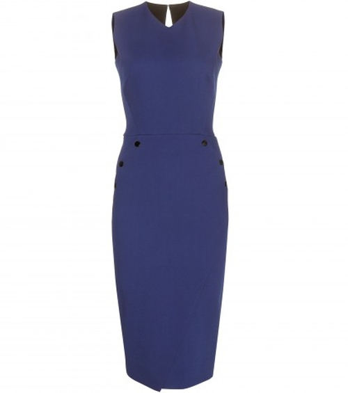 Sleeveless Wool Dress by Victoria Beckham in How To Get Away With Murder