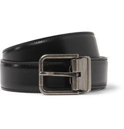 Leather Belt by Dolce & Gabanna in The Hateful Eight