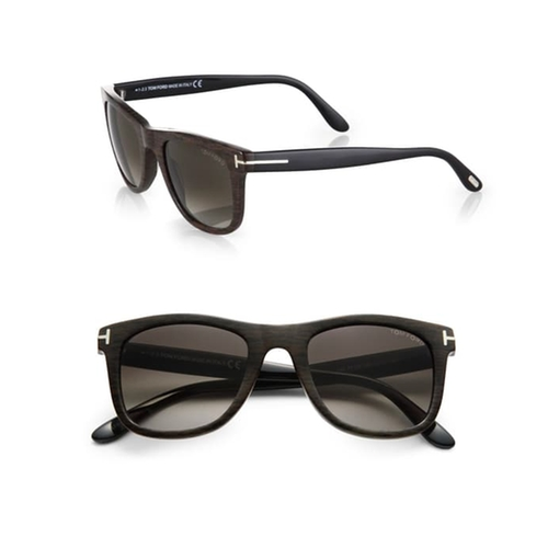 Leo Wayfarer Sunglasses by Tom Ford Eyewear in The Man from U.N.C.L.E.