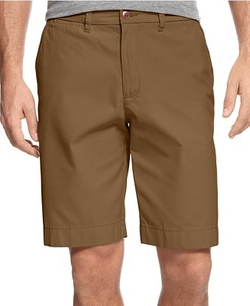 Classic-Fit Chino Shorts by Tommy Hilfiger in Scout's Guide to the Zombie Apocalypse