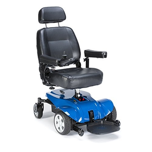 Pronto P31 Power Wheelchair by Invacare in The Fundamentals of Caring
