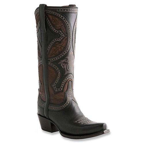 Women's Leila Cowboy Boots by Lucchese in Nashville - Season 4 Episode 4