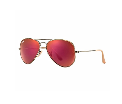 Large Metal Aviator Sunglasses by Ray Ban in Popstar: Never Stop Never Stopping