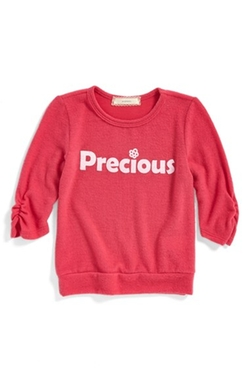 'Precious' Sweatshirt by Soprano in Black-ish