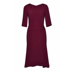 Healy Crepe Dress by Roland Mouret in Suits