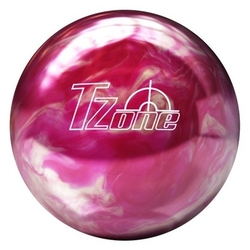 T-Zone Pink Bliss Bowling Ball by Brunswick Bowling Products in The Big Lebowski
