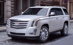 Escalade SUV by Cadillac in Keeping Up With The Kardashians