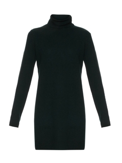 Oscar Cashmere Sweater Dress by Equipment in Confessions of a Shopaholic