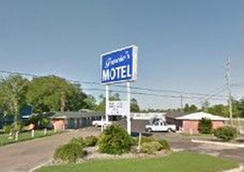 Troxie Motel LaPlace, Louisiana in Jack Reacher: Never Go Back
