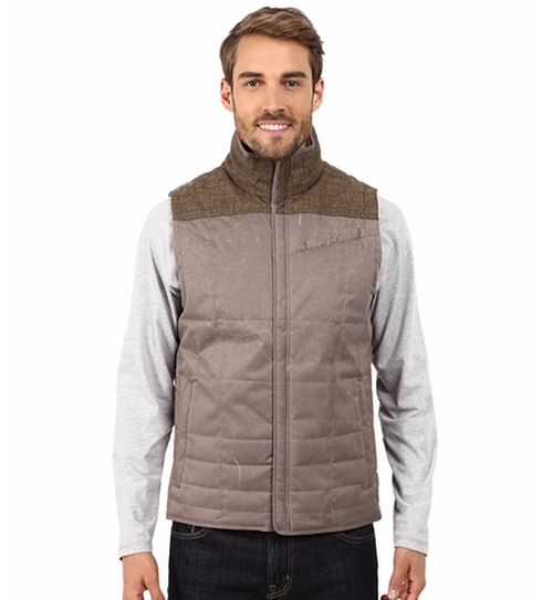 Field Zip Vest by Royal Robbins in The Ranch -  Looks