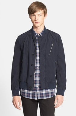 'Stadium' Stretch Cotton Jacket by Paul Smith Jeans in Modern Family