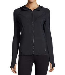 Alpine Front-Zip Sports Jacket by Alala in Keeping Up With The Kardashians