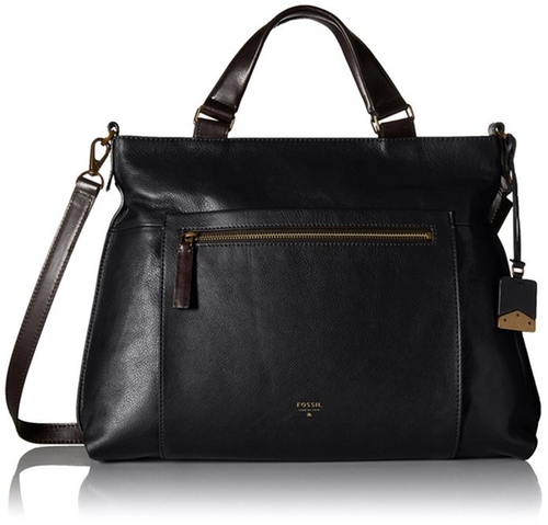 Vickery Work Tote Shoulder Bag by Fossil in Pretty Little Liars - Season 6 Episode 14