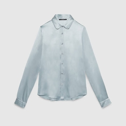 Crepe Satin Shirt by Gucci in Suits