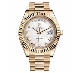 Day-Date II 2 President Watch by Rolex in Keeping Up With The Kardashians