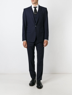Classic Three-Piece Suit by Dolce & Gabbana in Scarface