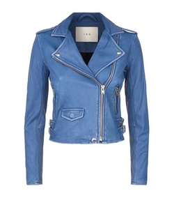 Ashville Biker Jacket by IRO in Imaginary Mary