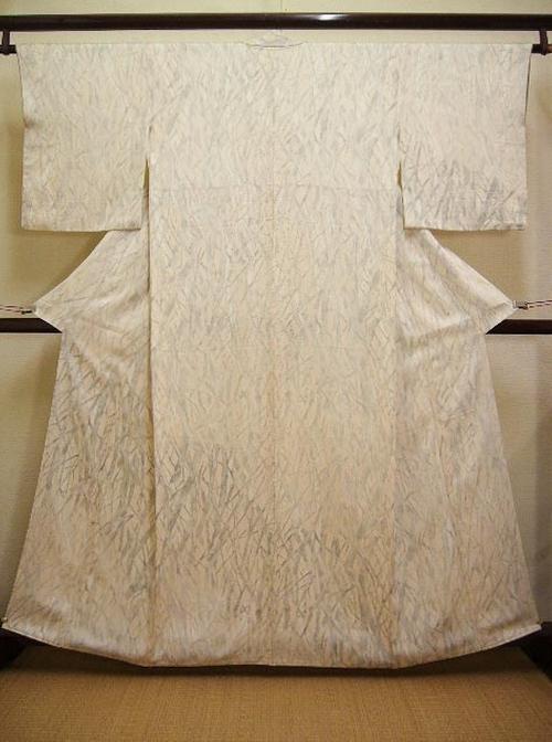 "Vintage Japanese ""HOUMONGI""  Kimono by Kimonoya Japan in Kill Bill: Vol. 1"