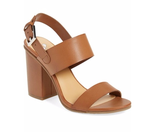 'Truce City' Block Heel Sandal by BP. in The Boss