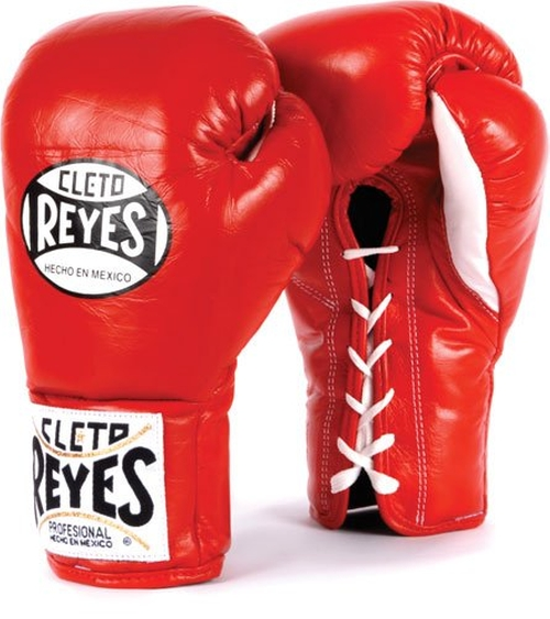 Pro Fight Gloves by Reyes in Bleed for This