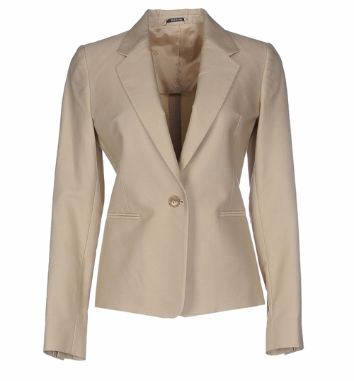 One Button Blazer by Maison Margiela in The Good Wife - Season 7 Episode 22