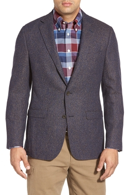 Donegal Wool Blend Blazer by Ibiza in Nashville