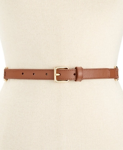 Michael Aster Stud Hip Station Belt by Michael Kors in Supergirl