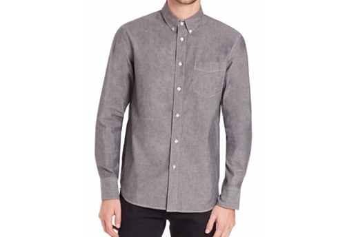 Chambray Shirt by Rag & Bone in Keeping Up with the Joneses
