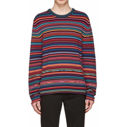 Multicolor Striped Sweater by PS by Paul Smith in Death Note