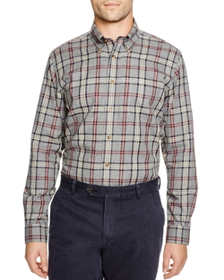 Plaid Button Down Shirt by Brooks Brothers in Modern Family