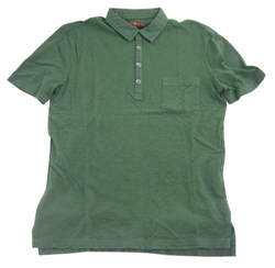 Dyed Slub Polo Shirt by 7 For All Mankind in Easy A