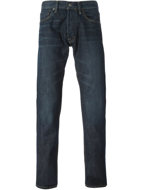 Straight Leg Jeans by Ralph Lauren Denim & Supply in The Boy