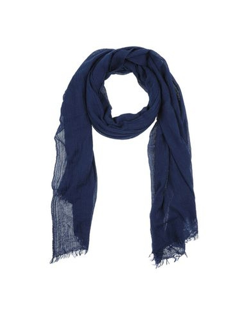 Gauze Scarf by Stefanel in Whiskey Tango Foxtrot