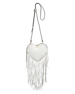 Heart Fringe Crossbody Bag by Rebecca Minkoff  in Pretty Little Liars