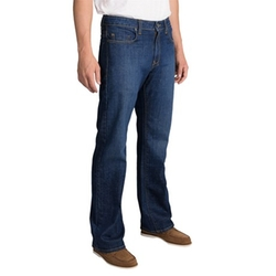 Regular Fit Bootcut Jeans by Petrol Rhodes in Jane Got A Gun