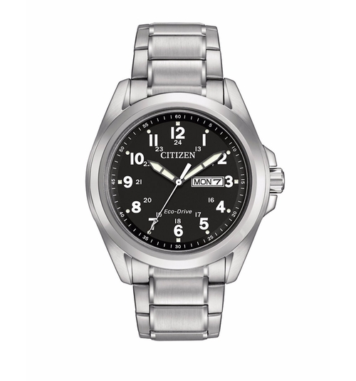 Eco-Drive Sport Bracelet Watch by Citizen in Urge