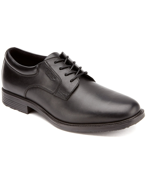 Essential Details Plain Toe Oxford Shoes by Rockport in New Girl - Season 5 Episode 1
