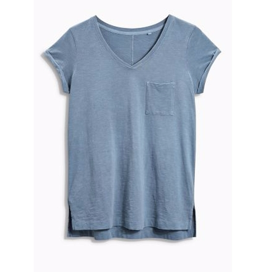 Washed Short Sleeve Tee by Next in Me Before You