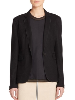 Club Wool Blazer by Rag & Bone in Modern Family