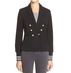 College Double Breasted Blazer by Smythe in Arrow