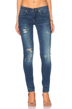 Distressed Skinny Jeans by BlankNYC in The Bachelorette